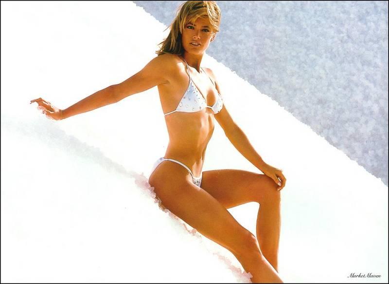 Kelly Emberg Sports Illustrated