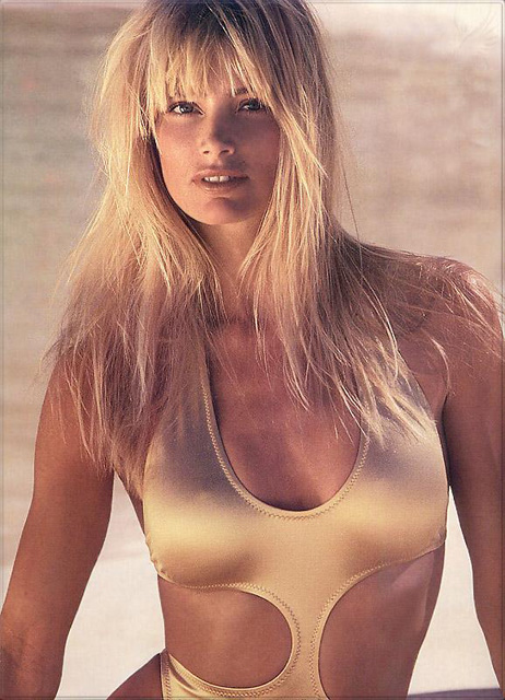 Kelly Emberg Sports Illustrated