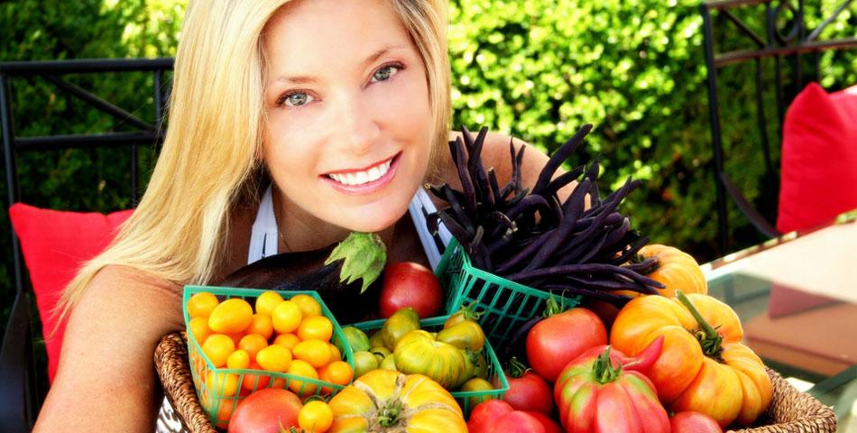Kelly Emberg - The Model Gardener