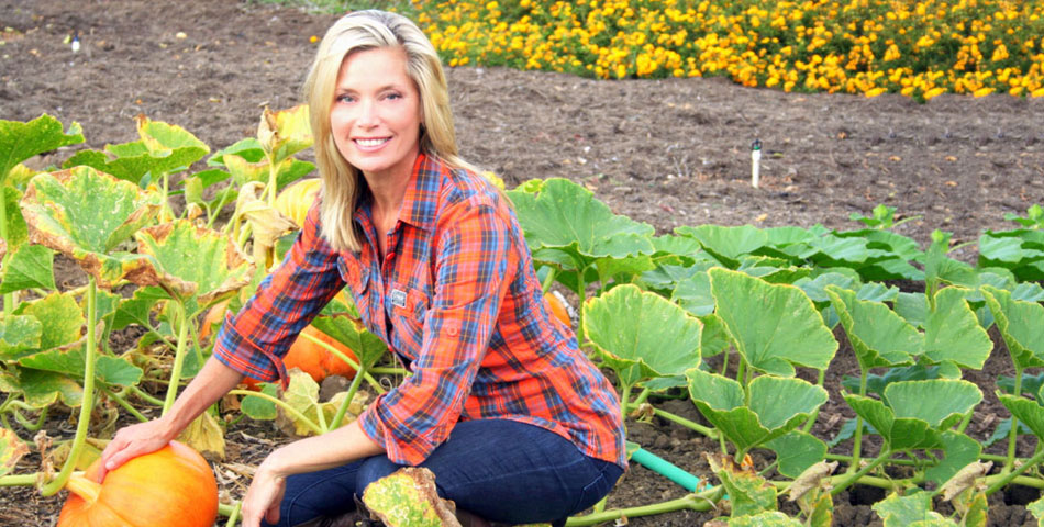 Kelly Emberg - The Model Gardener