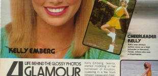 Kelly Emberg interview when i started modeling