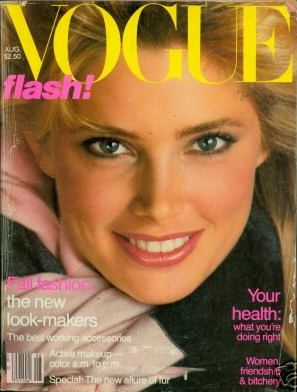 Kelly Emberg Vogue